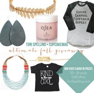 Ultimate Gift Guide Tori Spelling