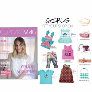 CupcakeMAG Summer Issue