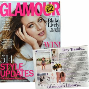 Glamour August
