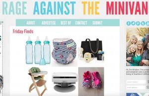 Rage Against the Minivan 1