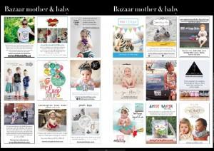 Harper's Bazaar Mother & Baby