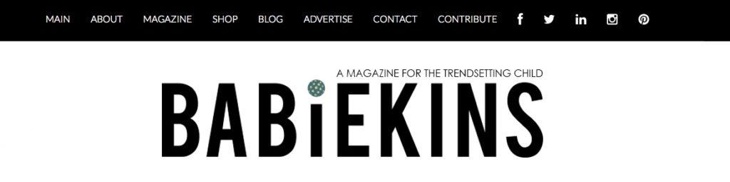 Babiekins Magazine 1